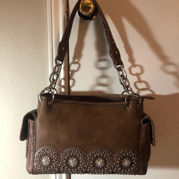 Western handbag new